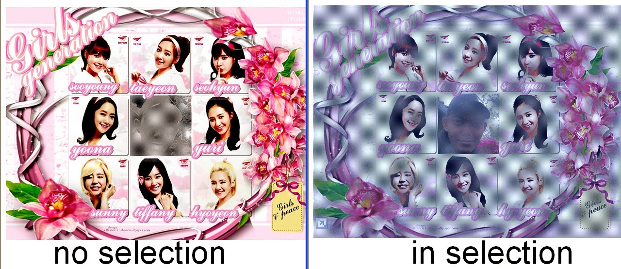 SNSD without Jessica