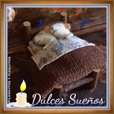tarjetas de dulces sueños