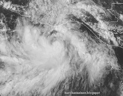 Tropischer Sturm HILARY: Jetzt Sturmbeobachtung in Mexiko, Guerrero, Chiapas, Oaxaca, Mexiko, Pazifik, aktuell, Verlauf, Hilary, Vorhersage Forecast Prognose, Satellitenbild Satellitenbilder, September, 2011, Hurrikansaison 2011,