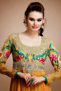 Latest Anarkali Suits Collection