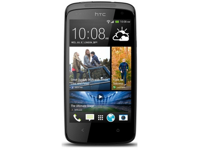 Take Screenshot on HTC Desire 500