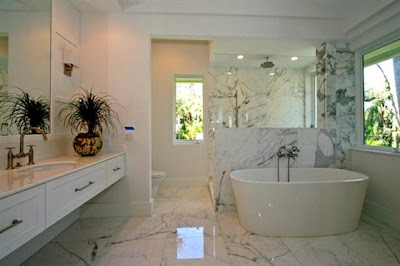 Contemporary home design luxury in miami florida house for Florida bathroom designs