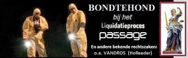 Bondtehond bij het liquidatieproces