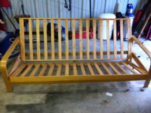 Medium image of futon frame 50  thou shall craigslist austin