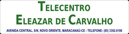 Telecentro Maestro Eleazar de Carvalho