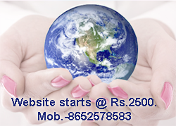 Website Development , Web design,domain and hosting in Varanasi