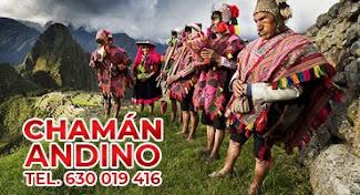 Haz click y consulta al CHAMÁN ANDINO