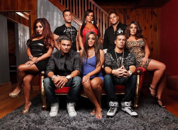 pictures of the jersey shore cast in italy. The Jersey Shore Season 3