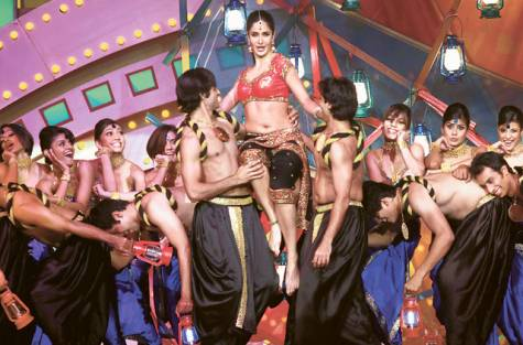 Katrina Kaif Zee Cine Awards 20121 - Katrina Kaif At Zee Cine Awards 2012
