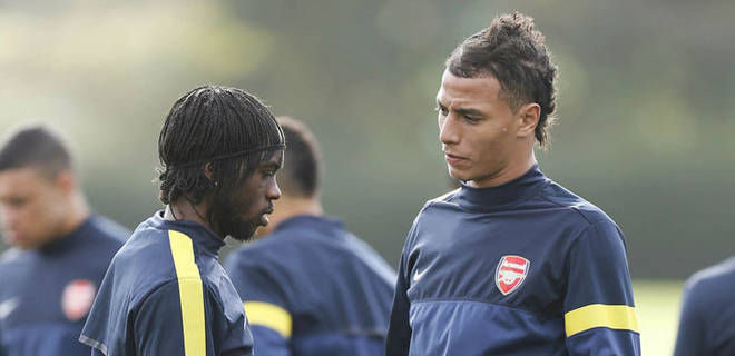 [EXIT]: Wenger Confirms Gervinho & Chamahk are set to leave the Emirates