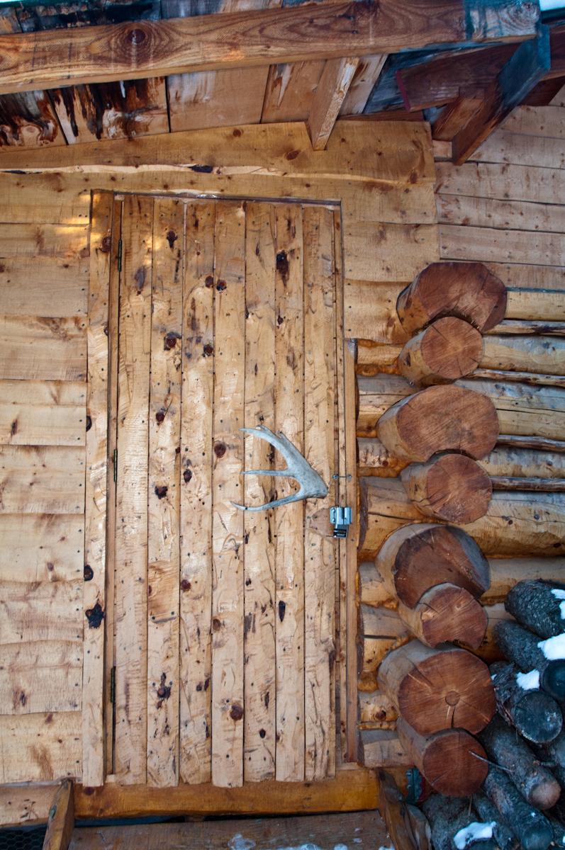 Homemade Wood Doors