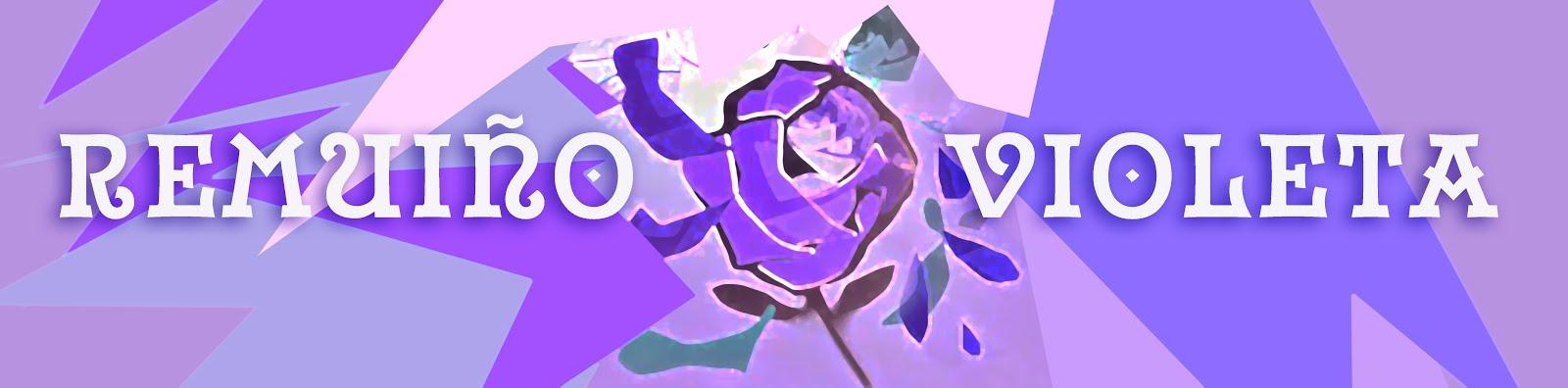 Remuíño  Violeta