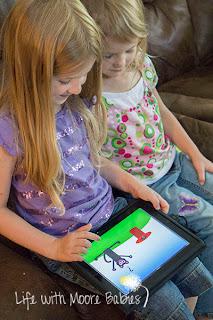 Blue Manor Preschool Curriculum iPad
