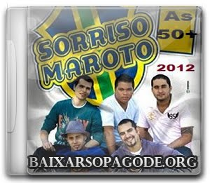 CD Sorriso Maroto - As 50+ (2012)