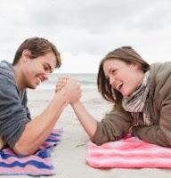 Una mujer y un hombre pueden llegar a ser sólo amigos