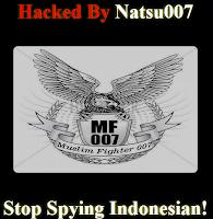 situs autralia yang sudah di hacker