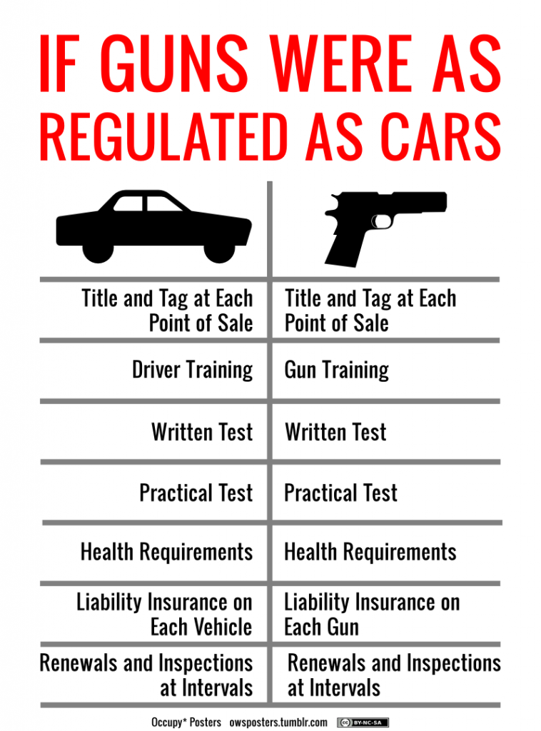 gun use must be strictly regulated Court rulings on firearms the us constitution and most state constitutions guarantee the right to bear arms, but the courts have ruled that this right may be strictly controlled many laws and regulations have been enacted at the local, state, and federal levels to regulate firearms.