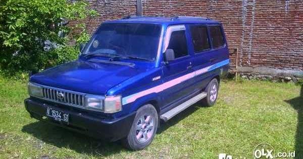 Jual Toyota Kijang Kapsul Biru, Th91, 47jt | Mobil Bekas ...