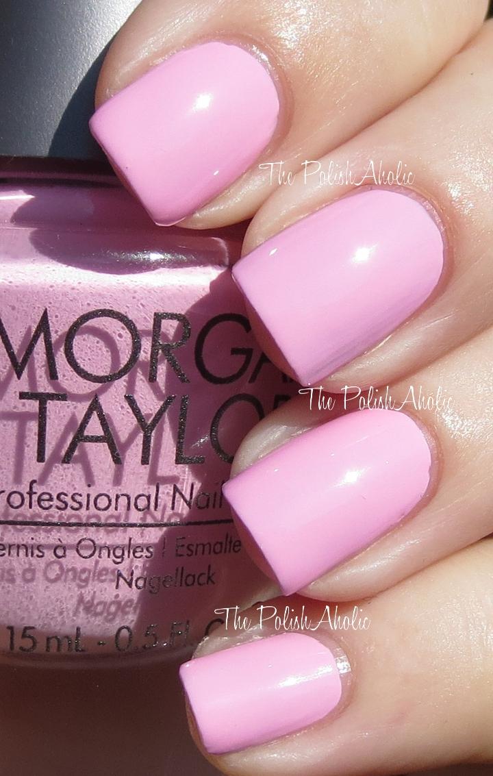 Morgan Taylor Nail Polish Images