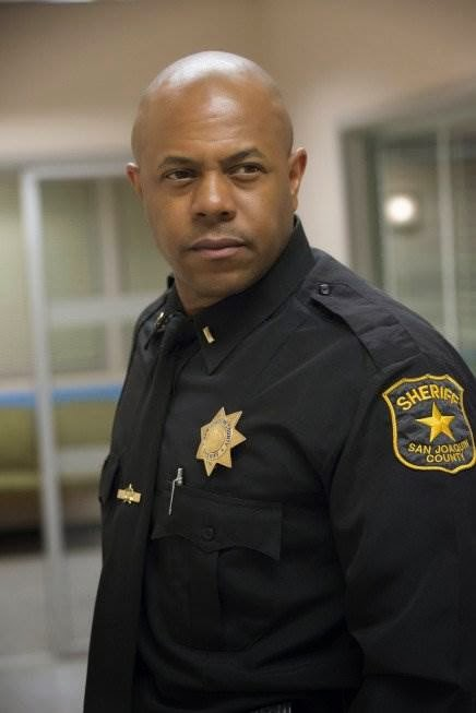 Rockmond Dunbar, who plays Eli on Sons of Anarchy