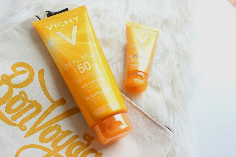 Two Vichy Sun Must Haves