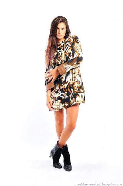 Marcela Pagella moda invierno 2013