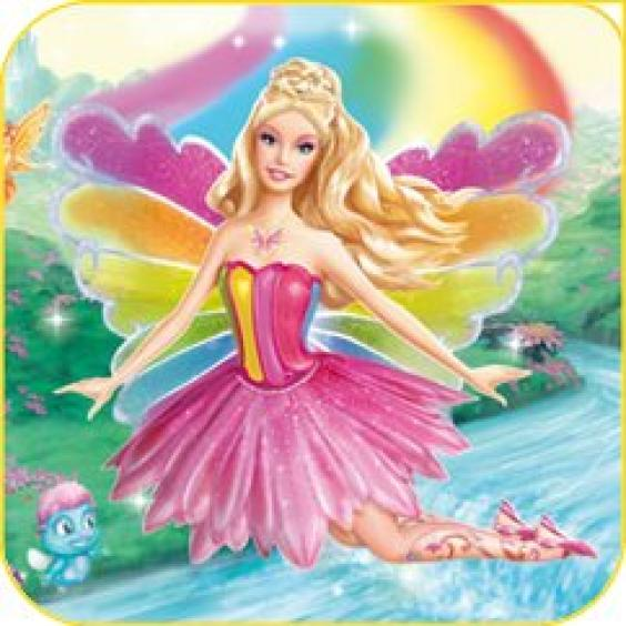 May 2012 princess wallpaper backgrounds flying barbie princess wallpaper backgrounds voltagebd Images