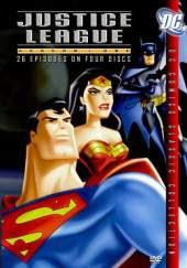 La Liga de la Justicia: Desventurados (2005) [Latino]