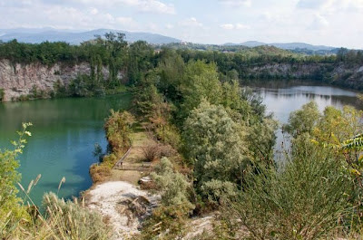 Lago del baggero