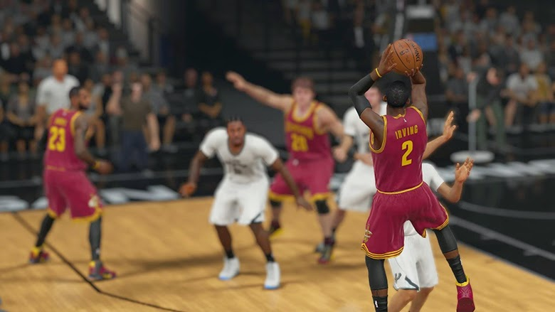 NBA 2K15 Roster Update 03/13/15 - No Injury Roster