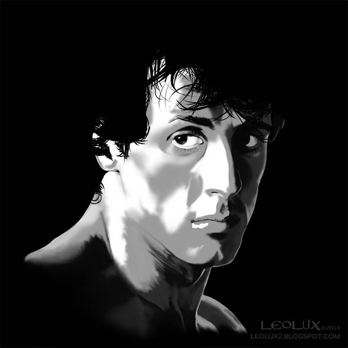 Leolux. Blog de Dibujo e Ilustracion. Doctor Ojiplático