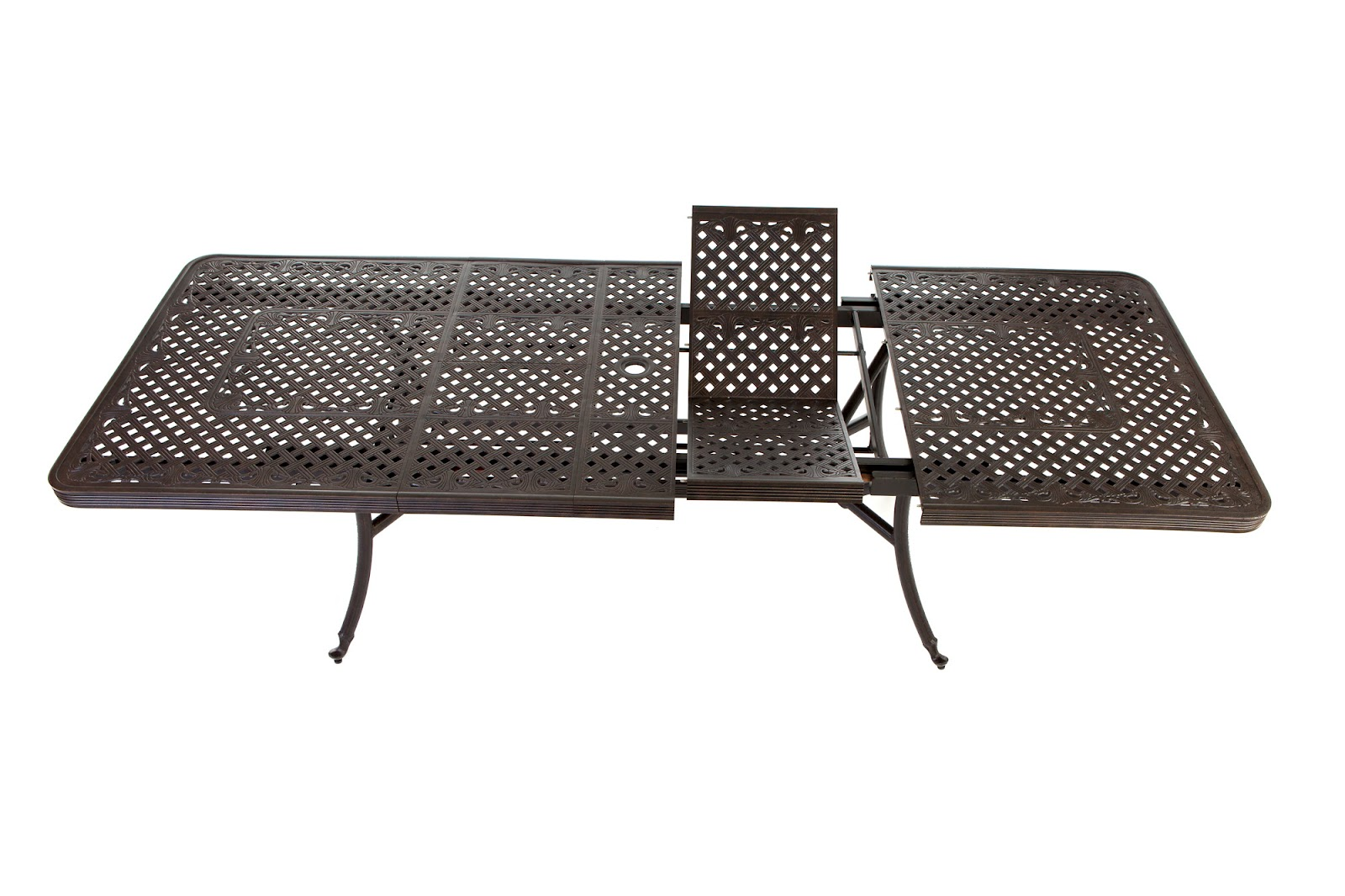 outside edge garden furniture blog the versatile rhodes extendable 12