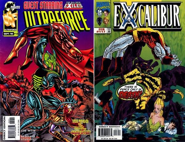 [Comics] Plagios , Homenajes o similes... - Página 4 Ultraforce12-Excalibur117