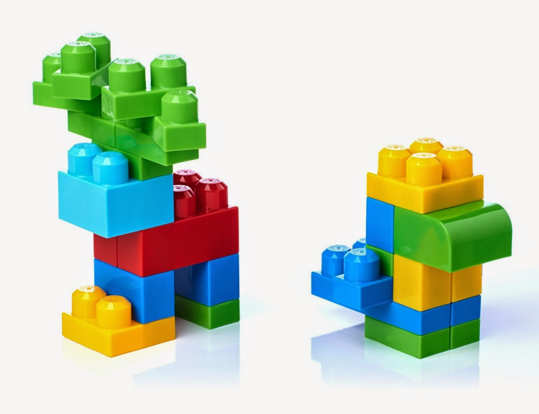 Mega Bloks First Builders Big Building Bag with 80-Piece