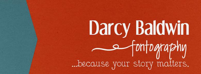 Darcy Baldwin Fontography