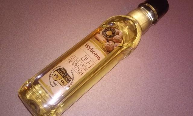 Olej z orzeszków ziemnych - pokonał wszystkie ulubione oleje :)