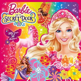 Wallpaper Barbie and the Secret Door
