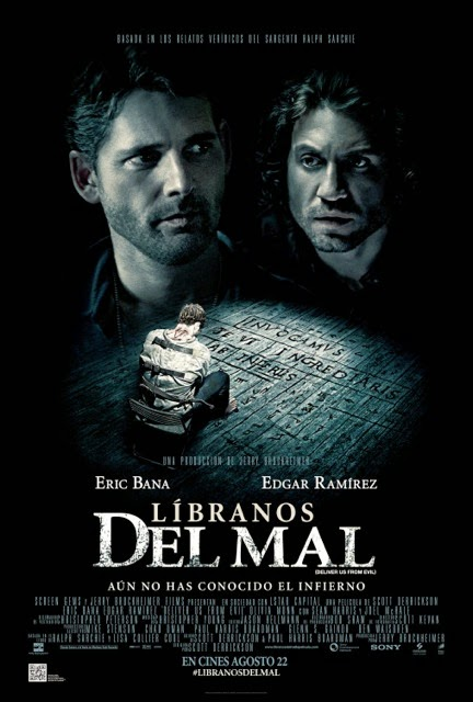 LIBRANOS-DEL-MAL-DELIVER US-FROM-EVIL