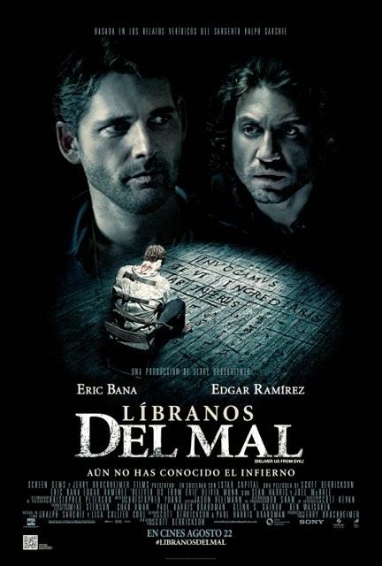 Ver Líbranos del mal (2014) Online