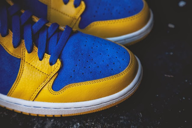 "Nike Air Jordan 1 ""Laney"""