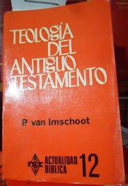 TEOLOGÍA DEL ANTIGUO TESTAMENTO - P. VAN IMSCHOOT