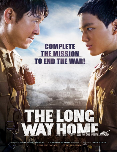 Ver The Long Way Home (2015) Online