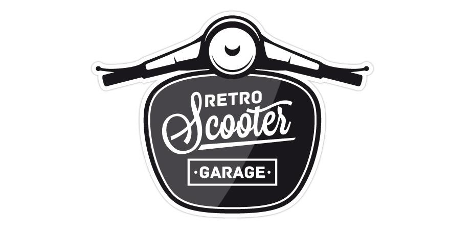 RETRO SCOOTER GARAGE
