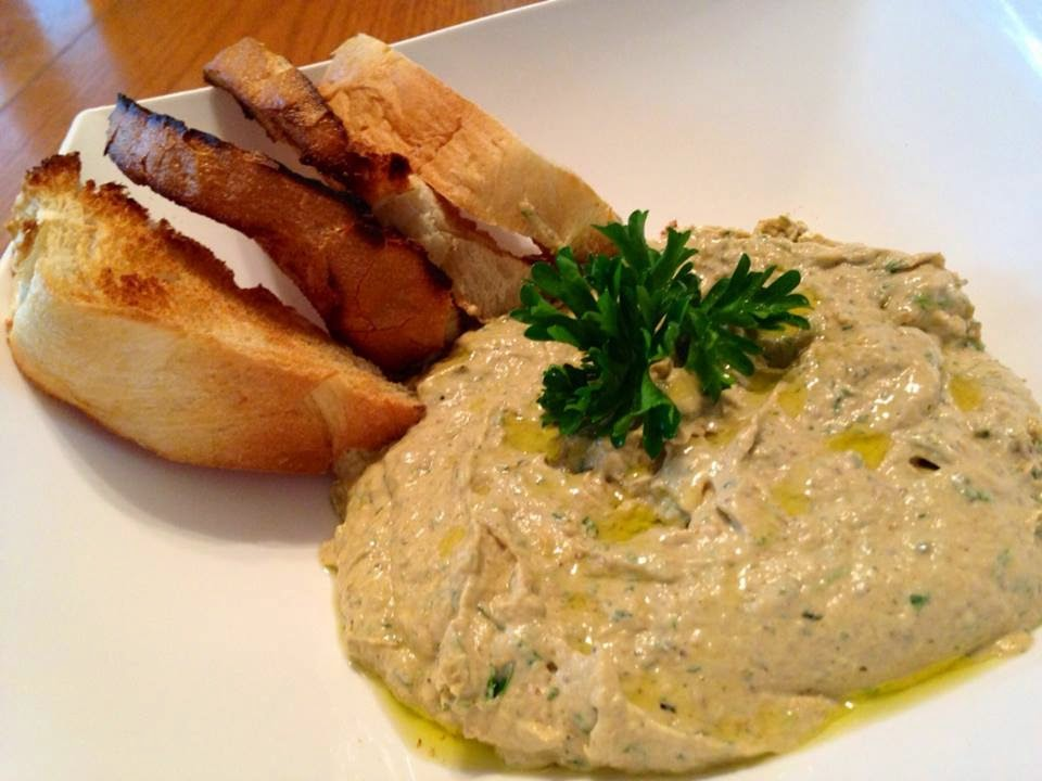 Baba Ganoush Recipe — Dishmaps