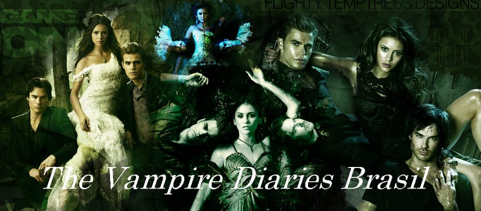 The Vampire Diaries BR
