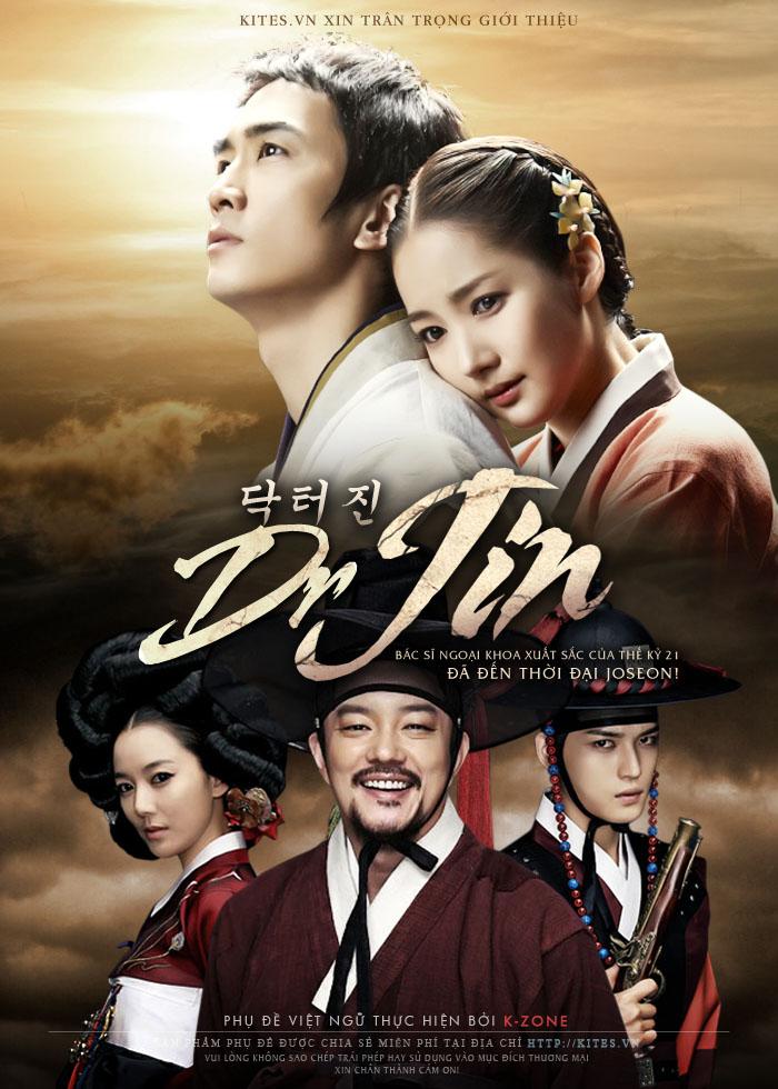 Phim Danh Y Vượt Thời Gian - Time Slip Dr.jin