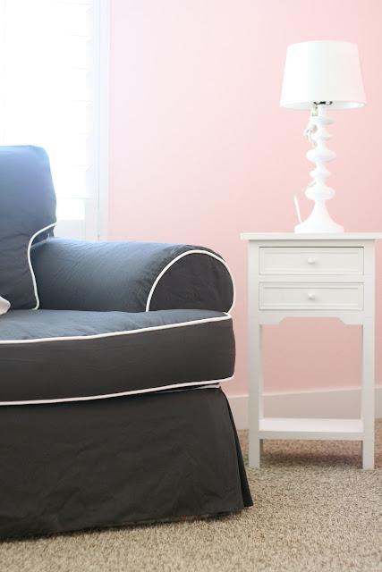 Custom Slipcovers By Shelley Nursery Chair