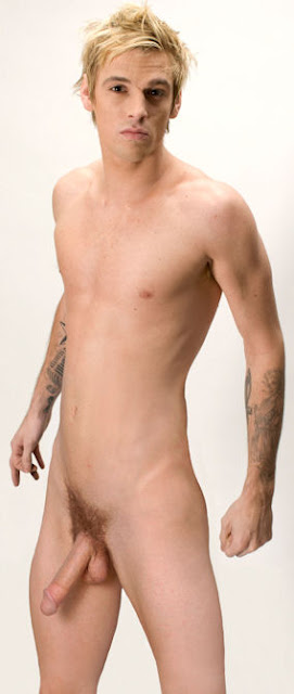 Aaron carter in naked