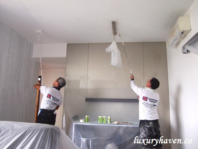 Nippon paint professional service with a difference for Nippon paint colour for living room