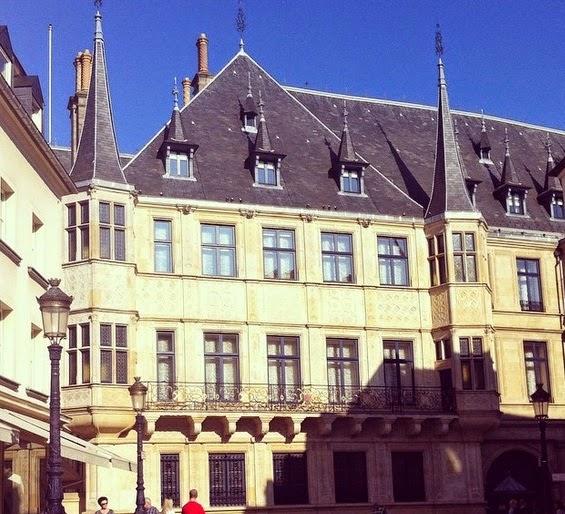 Palácio Ducal de Luxemburgo